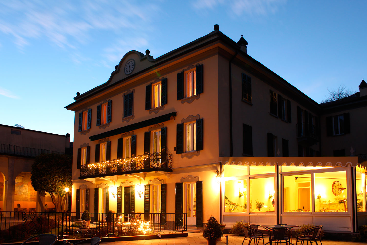 Villa la Mirabella, Hotel on Lake Como